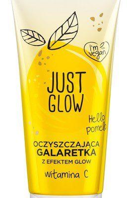 Soraya JUST GLOW Galaretka d/mycia twarzy z efektem Glow z witaminą C 150ml