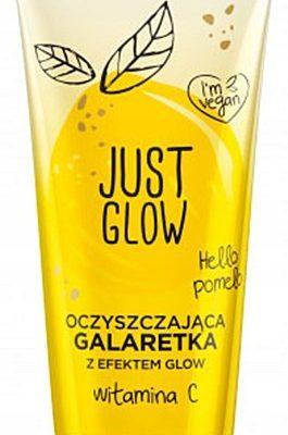 Soraya Just Glow Galaretka oczyszczająca Vegan