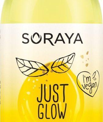 Soraya Just Glow Złuszczający Tonik rozświetlający z witaminą C i kwasem glikolowym 1szt