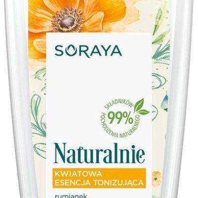 Soraya Naturalnie esencja do twarzy 200ml Tonizująca