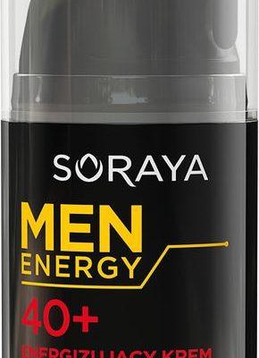 Soraya Soraya Men 40+ Przeciwzmarszczkowy krem-żel do twarzy 50ml 5901045075976_20190809195555