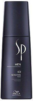 SP Men Sensitive - kojący tonik do wrażliwej skóry głowy 125ml