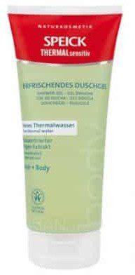 Speick Thermal Sensitiv żel do mycia ciała i włosów z wodą termalną i ekstraktem z alg 200ml