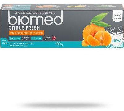 Splat Biomed Citrus Fresh pasta do zębów 100 g 7078304