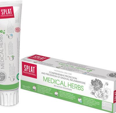 SPLAT -COSMETICA Sp. z o.o. Pasta do zębów Splat Medical Herbs