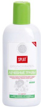 Splat Splat Professional Medical Herbs płyn do płukania jamy ustnej chroniąca zęby i dziąsła 275 ml