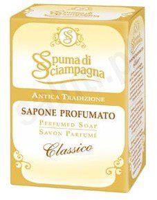 Spuma di Sciampagna Spuma di Sciampagna Włoskie mydło w kostce Antyczna Tradycja 100g 893C-5459F_20120211191024