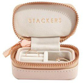 Stackers Kosmetyczka Travel Mini Stackers blush pink 75340