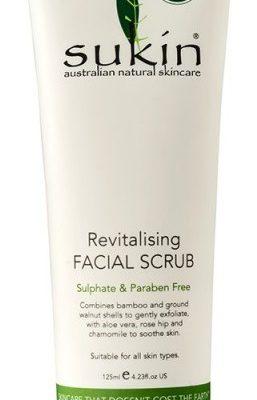 Sukin Oczyszczający peeling do twarzy Facial Scrub, 125ml 9327693000607