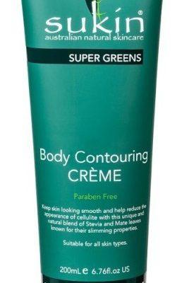 Sukin Sukin, SUPER GREENS Detoksykujący krem antycellulitowy, 200ml 9327693006418