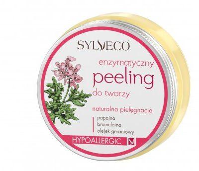 Sylveco Enzymatyczny peeling do twarzy złuszczający 75ml