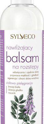 Sylveco Nawilżajacy balsam na rozstępy z brzozą, lukrecją i mocznikiem SYL 046