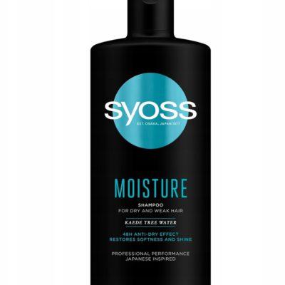 Syoss szampon do włosów suchych 440ml