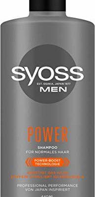 Syoss szampon Men Power, 440 ml