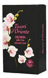 Tesori dOriente Orchidea Mydło w kostce w kartoniku 150 gr) 8008970041155