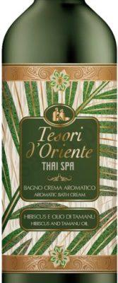 Tesori d'Oriente Tesori d'Oriente Tajskie Spa - Płyn do kąpieli (500 ml) BE12-77929