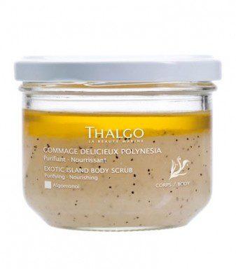 Thalgo Exotic Island Body Scrub Peeling relaksujący do ciała Egzotyczna wyspa 270 g DOSTAWA GRATIS!