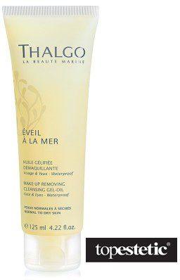 Thalgo Make-up Removing Cleansing Gel-Oil Oczyszczający żelowy olejek do demakijażu 125ml