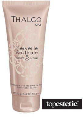 Thalgo Thalgo Salt Flake Body Scrub Wygładzający solny peeling do ciała 270 g