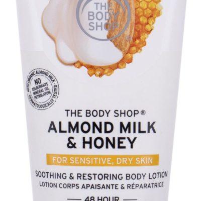 The Body Shop Almond 200 ml Mleczko do ciała