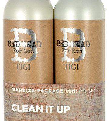 Tigi Szampon do włosów Bed Head Men 750 ml Męskie