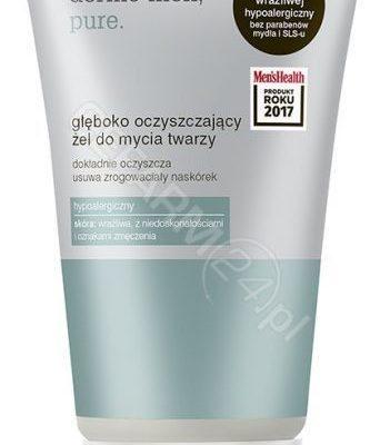 Tołpa Dermo Men - Głęboko oczyszczający żel do mycia twarzy 150ml