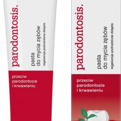 Tołpa Expert Parodontosis - Pasta do mycia zębów przeciw parodontozie i krwawieniu - 75 ml