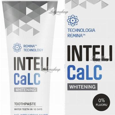 Tołpa iNTELICaLC Whitening - Wybielająca pasta do zębów - 75 ml