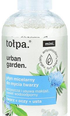 Tołpa Tołpa Urban Garden Płyn Micelarny Do Mycia Twarzy 100ml