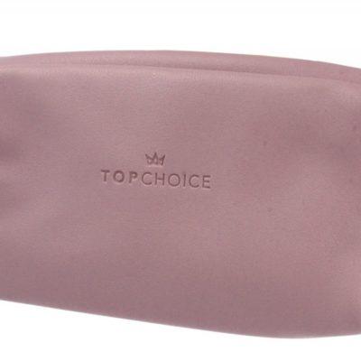 Top Choice Kosmetyczka damska LEATHER (96945) 1szt