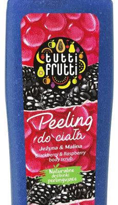 Tutti Frutti TUTTI FRUTTI Peeling 100ml Jeżyna&Mal