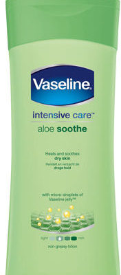 Vaseline Intensive Care Balsam do ciała Aloe Soothe 200ml