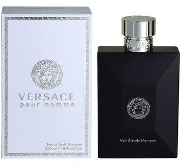 Versace pour Homme 250 ml żel pod prysznic
