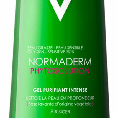 Vichy Normaderm Phytosolution żel głęboko oczyszczający przeciw niedoskonałościom skóry trądzikowej 200 ml