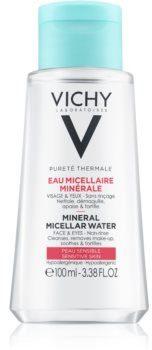 Vichy Pureté Thermale mineralna woda micelarna dla cery wrażliwej 100 ml