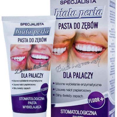 Vitaprodukt Biała Perła dla palaczy 75 ml