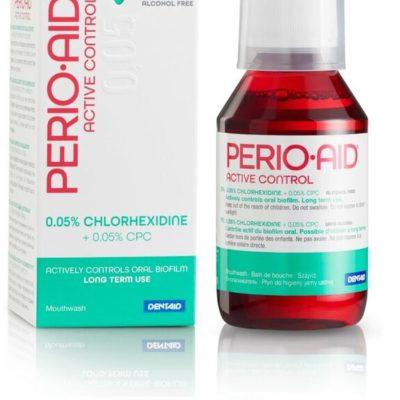 VITIS VITIS Perio-Aid CONTROL 0,05% płyn 150ml