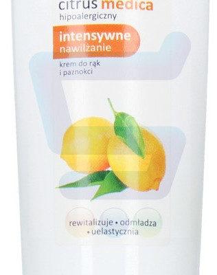 VIVIO Linea Vit Krem do rąk Citrus Medica Hipoalergiczny 100 ml