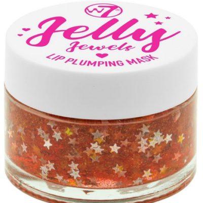 W7 Jelly Jewels Lip Plumping Mask Maska Do Ust Gold Dust