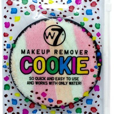 W7 W7 Cookie Make Up Remover Owalna Ściereczka Do Demakijażu