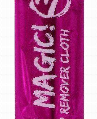 W7 W7 - IT'S MAGIC! - MAKE UP REMOVER CLOTH - Ściereczka wielokrotnego użytku do demakijażu W7MURC