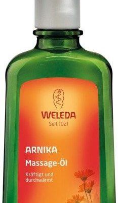 Weleda Body Care arnikowy olejek do masażu Massage Body Oil) 100 ml