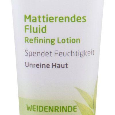 Weleda Naturally Clear Refining 30 ml Żel do twarzy