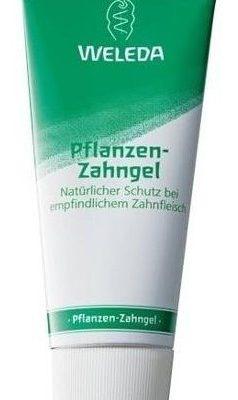 Weleda Plant Gel Toothpaste, żel do mycia zębów roślinny, 75 ml
