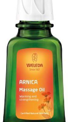 Weleda Weleda olejek do masażu z arniką 50 ml 7081417