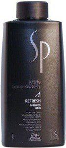 Wella SP Men Refresh szampon witalizujący 1000ml