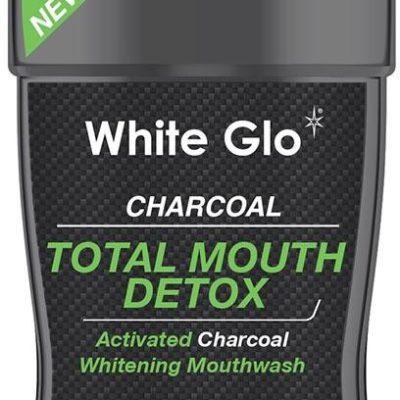White Glo White Glo płyn do ust 500ml Total Mouth Detox