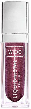 Wibo Metaliczna pomadka w płynie do ust - Liquid Metal Lipstick Metaliczna pomadka w płynie do ust - Liquid Metal Lipstick