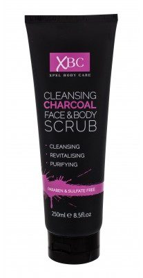 Xpel Xpel Body Care Cleansing Charcoal peeling 250 ml dla kobiet