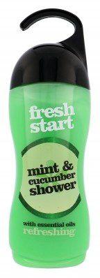Xpel Xpel Fresh Start Mint & Cucumber żel pod prysznic 400 ml dla kobiet